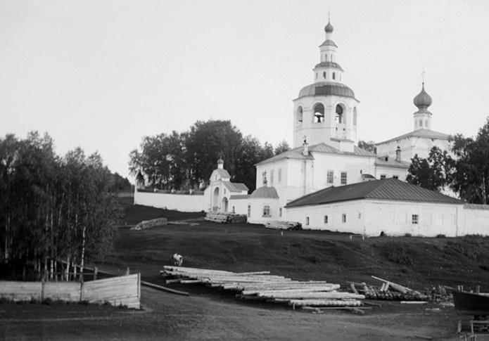 История нашего монастыря