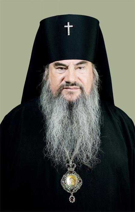 Архиепископ Соликамский и Чусовской Зосима