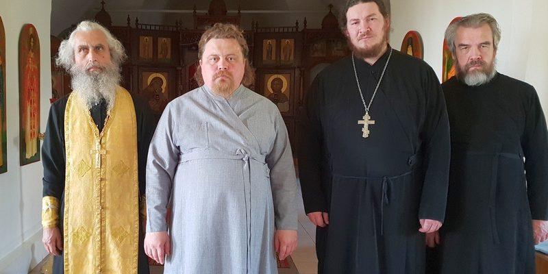 Исповедь братии обители